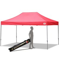 10X15 AbcCanopy Deluxe Pop up Canopy Instant Shelter Outdor Party Tent Gazebo