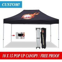 10 X 15 Custom Canopy Tent Commerical Grade Pop up Canopy