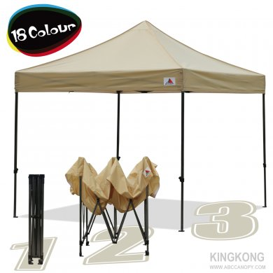 10x10 King Kong Canopy Instant Shelter Outdor Party Tent Gazebo