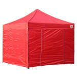 8x8 AbcCanopy Pop up Canopy Commercial Shelter Backyard Gazebo