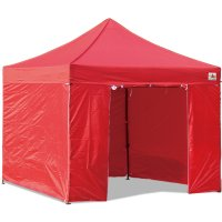 10x10 AbcCanopy Pop up Canopy Commercial Shelter Backyard Gazebo