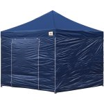 AbcCanopy 8x8 Deluxe Navy Blue Package Tent With Roller Bag
