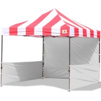 10X10 Carnival Pop Up Tent Trade Show Booth Canopy W/ Wheeled bag