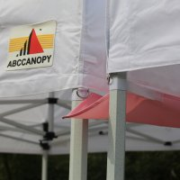 AbcCanopy Canopy Accessories Pink 10 Foot Canopy Rain Gutter / Light Gutter for 10' X 10' Canopy Pop up Tent