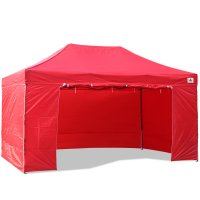 10x15 AbcCanopy Pop up Canopy Commercial Shelter Backyard Gazebo