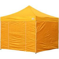 AbcCanopy 8x8 Deluxe Gold Package Tent With Roller Bag
