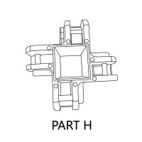 AbcCanopy Pro-40 Replacement part H